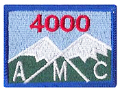 amc 4000 footers hiking winter nh48 48 patch patches