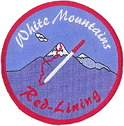 red lining patch hiking patches white mountains nh new hampshire
